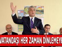 """Günnar """"Her zaman Vatandaşın Yanında Olacağız"""""""