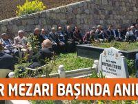 Mustafa Cumur'un Kabrine Ziyaret