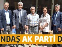 Vatandaş AK Parti Diyor
