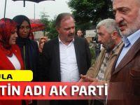"Ayşe Sula ""Hizmetin Adı AK Parti'dir"