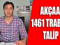 Akçaabat, 1461 Trabzon'a Talip
