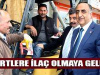CHP Dertlere İlaç Olmaya Geliyor
