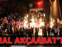 Final Akçaabat'ta
