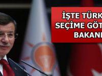 İşte Türkiye'yi Seçime Götürecek Bakanlar