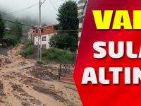 Vara'yı yağmur vurdu