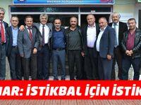 Günnar: İstikbal için İstikrar