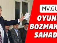 MV.Günnar: Oyunları Bozmak İçin Sahadayız
