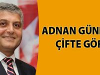 Adnan Günnar'a Çifte Görev