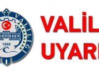 Trabzon Valiliğinden Buzlanma ve Don uyarısı yapıldı.
