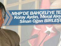 MHP'yi Hareketli Günler bekliyor
