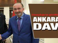 Gönüllü Doktor'a Ankara'dan Davet