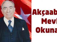 Alparslan Türkeş için mevlid