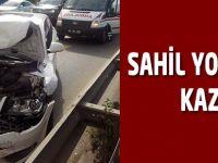 Yaylacık'ta Trafik Kazası