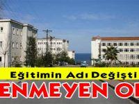 Trabzon Üniversitesi Gerçekleşti