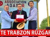 Paris'te Trabzon Rüzgarı Esti