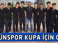 Tütünspor Türkiye Şampiyonası'nda