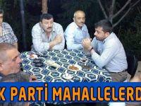AK Parti Mahallelerde