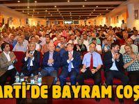 AK Parti Bayramlaştı