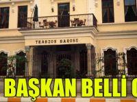 Trabzon Barosu yeni başkanını seçmek için seçime gitti.