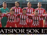Sebatspor'a  Şok Yenilgi