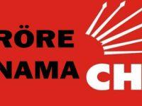 CHP'den Kınama