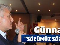 Günnar 2. Devlet Üniversitesi İçin Konuştu