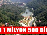 Tam 1  Milyon 500 Bin TL