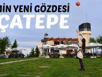 """Dağ turizminin yeni gözdesi """"Akçatepe"""""""
