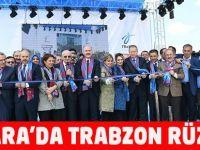Ankara'da Trabzon Rüzgarı