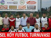 Geleneksel Köy Futbol Turnuvası Başladı