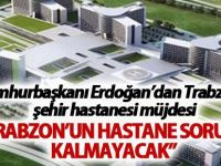 Erdoğan Beşikdüzü'nden Müjde Verdi