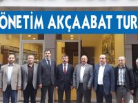 AK Parti'den Kurumlara Ziyaret