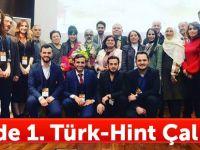 KTÜ'de 1. Türk-Hint Çalıştayı