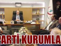AK Parti Kurumlarda