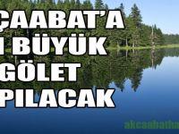 """Başkan Türkmen """"2. Uzungöl Olacak"""""""