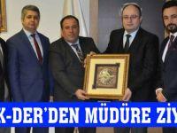Sağlık-Der Trabzon Şubesi Kuruldu