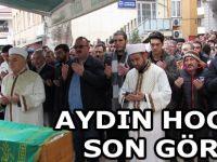 Berberoğlu'na Son Görev