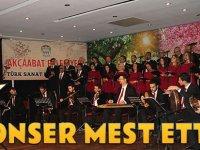 Belediyeden Sanat Müziği Konseri