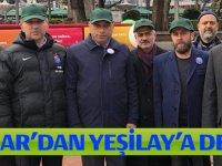 Günnar'dan Yeşilay'a Destek