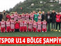 Sebatspor Bölge Şampiyonu