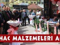 Asel Hac ve Umre Malzemeleri Açıldı.