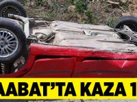 Akçaabat'ta Kaza 1 Ölü