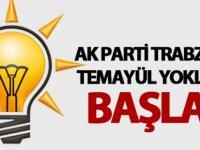 AK Parti'de Temayül Zamanı