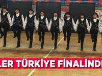 Minikler Türkiye Finalinde