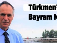 Türkmen'den Bayram Mesajı