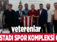 Fatih Stadı Spor Kompleksi Olsun
