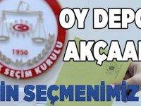 Oy Deposu Akçaabat