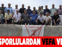 Sebat'tan ''Veda ve Vefa''