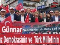 15 Temmuz Demokrasinin ve  Türk Milletinin Zaferidir.