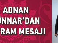 Adnan Günnar'dan Bayram Mesajı